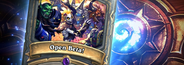 Hearthstone Açık Beta